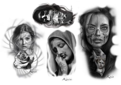 Zoi Tattoo designs